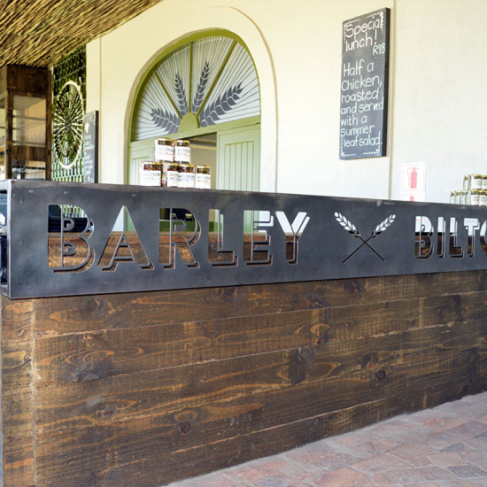 Barley & Biltong