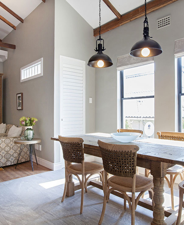 House Coetzee - Dining Room