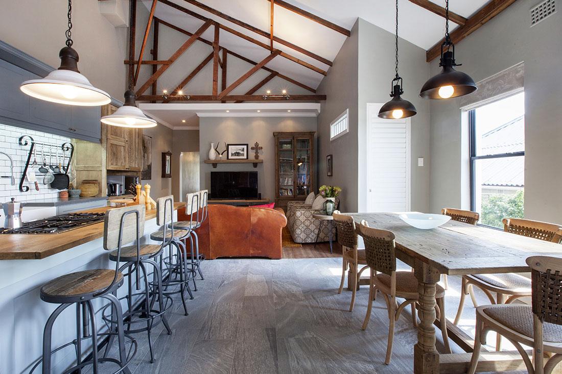 House Coetzee - Kitchen & Dining Room