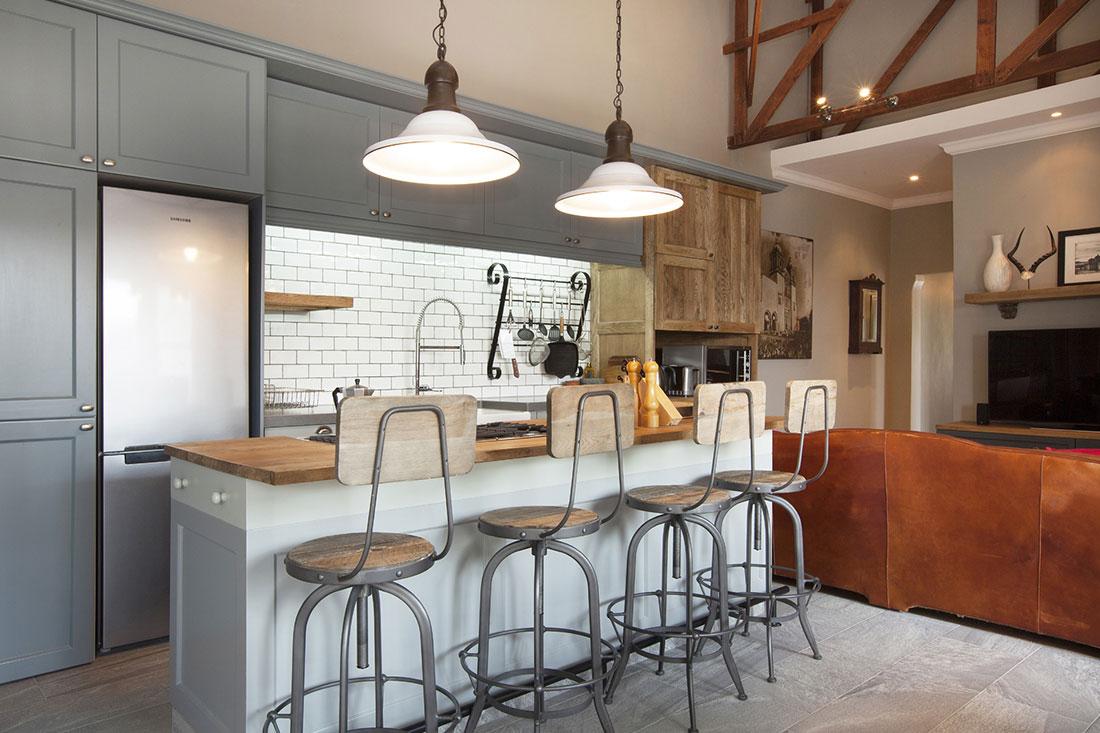 House Coetzee - Kitchen